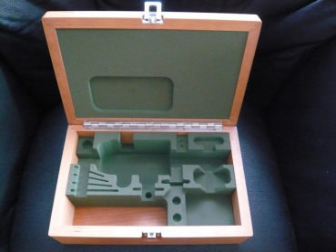 RENISHAW Box without contents for probe head, adapter, connection calbe and tool set