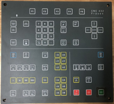 Control Panel Maho Philips 432 Milling (1)